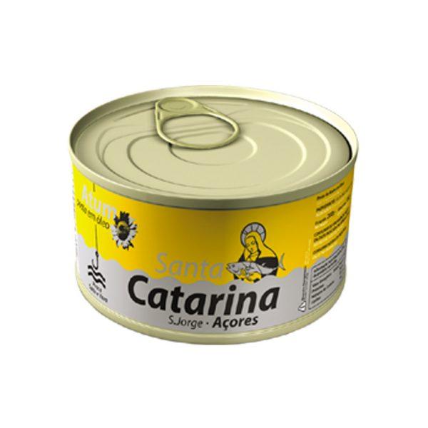 Tonno in olio di girasole - Santa Catarina