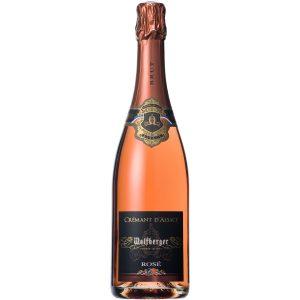 Crémant d'Alsace - Wolberger Rosé
