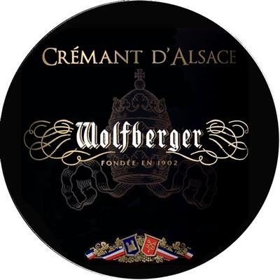 Cremant D'Alsace - Wolfberger