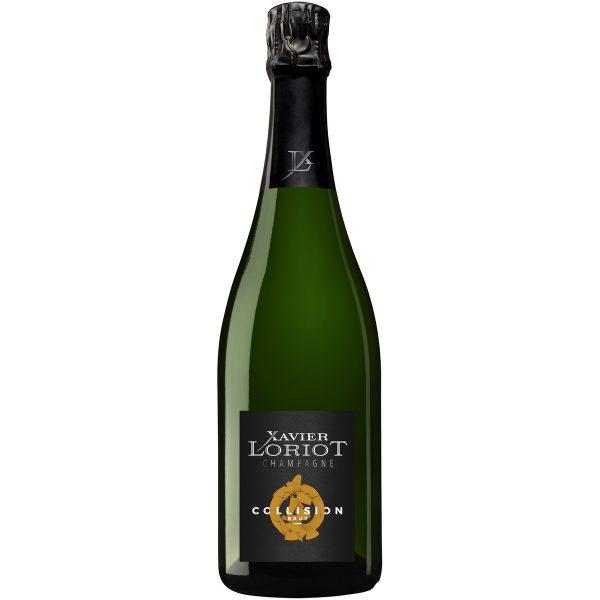Xavier Loriot - Champagne - Collision Meunier Brut